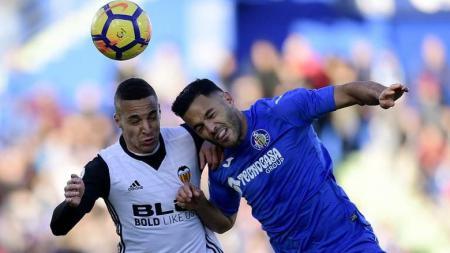 Getafe vs Valencia - INDOSPORT