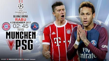 Prediksi Bayern Munchen vs Paris Saint-Germain - INDOSPORT