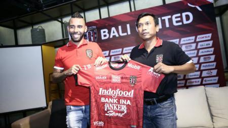 Eks Chapecoense gabung Bali United - INDOSPORT
