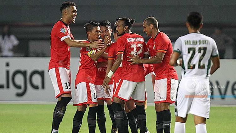 Skuat Persija Jakarta. Copyright: liga-indonesia.id