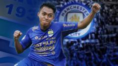 Indosport - Winger Persib Bandung Febri Hariyadi lebih layak berkarier ke eropa meski saat ini tengah diincar klub Liga 1 Thailand 2020 Muangthong United.