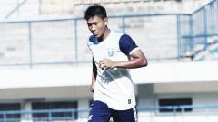 Indosport - Ahmad Nur Hardianto, penyerang Timnas Indonesia U-22