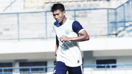 Ahmad Nur Hardianto, penyerang Timnas Indonesia U-22 - INDOSPORT