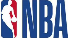 Indosport - Logo NBA.