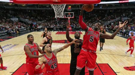 Cleveland Cavaliers versus Chicago Bulls - INDOSPORT