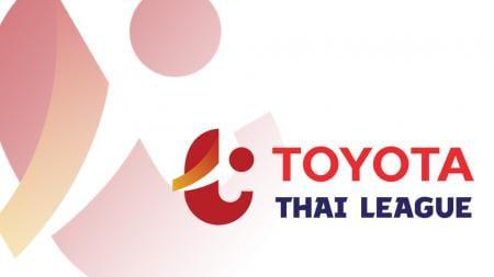 Logo Thai League. - INDOSPORT