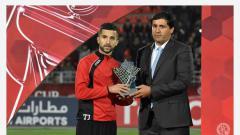 Indosport - Manuchekhr Dzhalilov, pemain terbaik AFC yang gabung ke Sriwijaya Fc