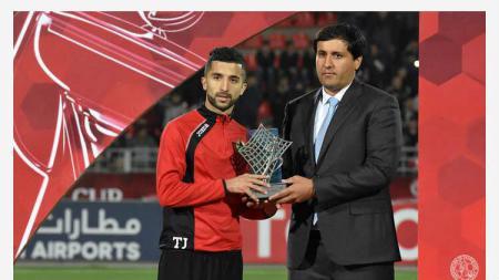 Manuchekhr Dzhalilov, pemain terbaik AFC yang gabung ke Sriwijaya Fc - INDOSPORT