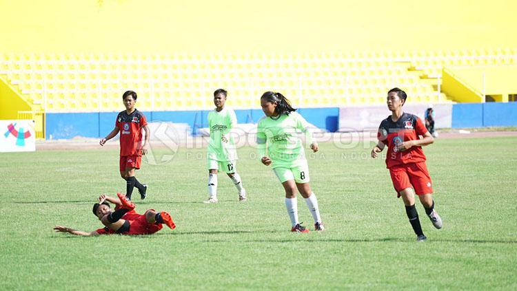 Tim Babel lolos ke 8 Besar Pertiwi Cup 2017 Copyright: Indosport/M Effendi