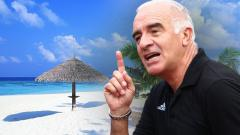 Indosport - Mario Gomez Anak Pantai