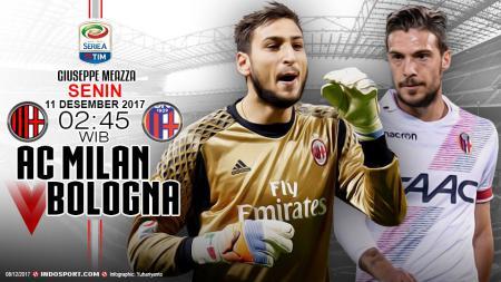 Prediksi AC Milan vs Bologna - INDOSPORT