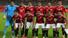 Indosport - Salah satu penggawa muda Timnas Mesir menyerukan sikap tak gentar di Piala Dunia 2018 Rusia.