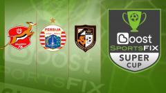 Indosport - Turnamen Boost Sportsfix Super Cup 2018, Malaysia.