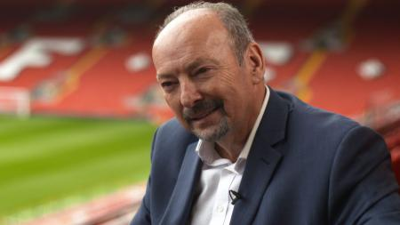 Peter Moore (CEO Liverpool) - INDOSPORT