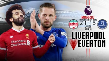 Prediksi Liverpool vs Everton. - INDOSPORT