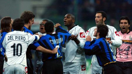 Juventus kontra Inter Milan - INDOSPORT