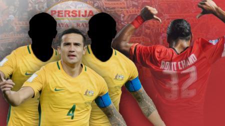 Tiga Pemain Australia jadi calon pengganti Rohit Chand, salah satunya Tim Cahill. - INDOSPORT