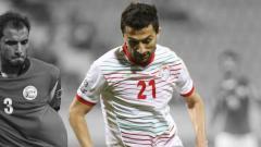 Indosport - Striker anyar Sriwijaya FC, Manuchekhr Dzhalilov.