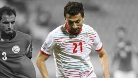 Striker anyar Sriwijaya FC, Manuchekhr Dzhalilov. - INDOSPORT
