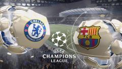 Indosport - Chelsea vs Barcelona