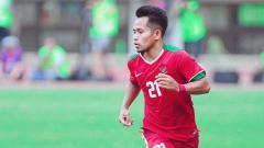 Indosport - Andik Vermansah saat memperkuat Timnas Indonesia.