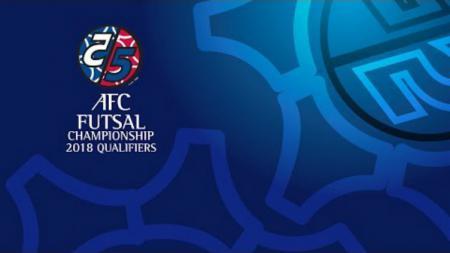 Logo AFC Futsal Championship 2018. - INDOSPORT
