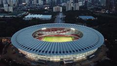 Indosport - Stadion Gelora Bung Karno.