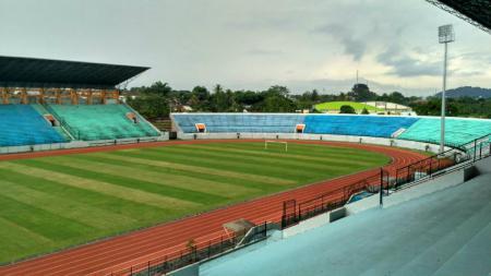 Stadion Moch Soebroto, Magelang, kembali menjadi markas PSIS Semarang di ajang Shopee Liga 1 2019. - INDOSPORT