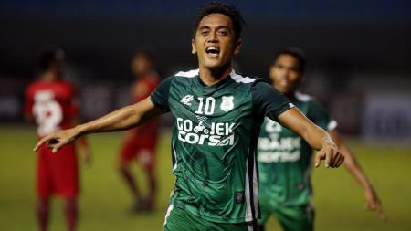 I Made Wirahadi kala memperkuat PSMS Medan. - INDOSPORT