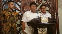 Indosport - Direktur Utama Persija Jakarta, Gede Widiade.