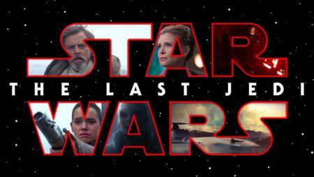 Poster Star Wars The Last Jedi. - INDOSPORT