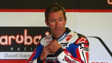 Pembalap asal Australia, Troy Bayliss. - INDOSPORT