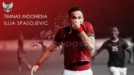 Wallpaper Ilija Spasojevic. - INDOSPORT