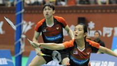 Indosport - Sukses melaju ke semifinal Swiss Open 2021, media Malaysia sebut pasangan Tan Kian Meng/Lai Pei Jing sukses memberikan tamparan pada BAM.