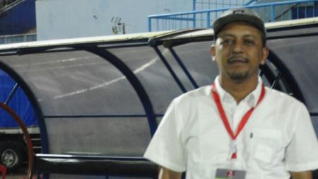 CFO Madura United, Ziaul Haq. - INDOSPORT