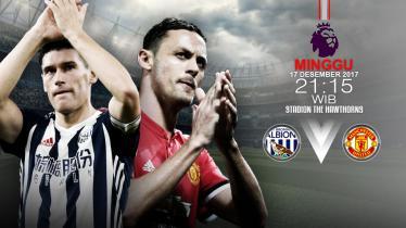 Prediksi West Bromwich Albion vs Manchester United. - INDOSPORT