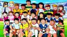 Indosport - Karakter-karakter di serial Captain Tsubasa.