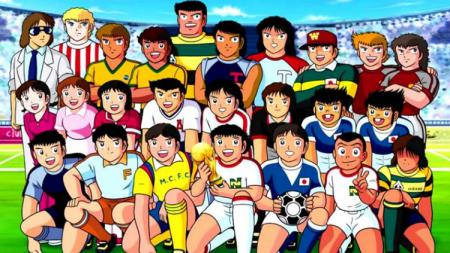 Karakter-karakter di serial Captain Tsubasa. - INDOSPORT
