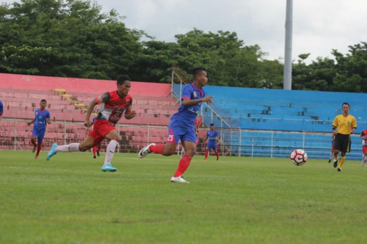 Blitar United vs PSAD Balikpapan Copyright: pssi.org