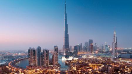 Dubai. - INDOSPORT