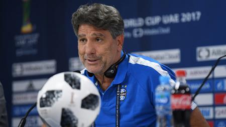 Pelatih Gremiro, Renato Gaucho. - INDOSPORT
