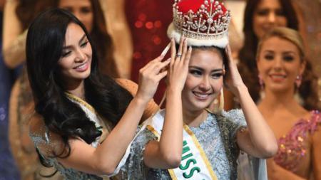 Miss Internasional 2017, Kevin Liliana. - INDOSPORT