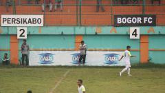 Indosport - Skor akhir 2-4 untuk Bogor FC.