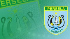 Indosport - Logo Persela Lamongan.