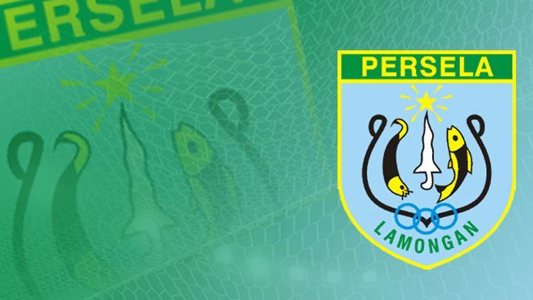 Logo Persela Lamongan. Copyright: INDOSPORT