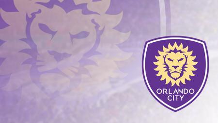 Logo Orlando City. - INDOSPORT