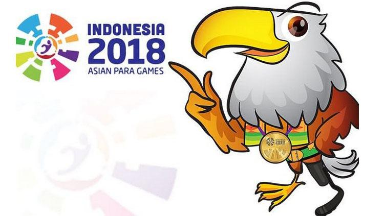 Logo Asian Para Games 2018