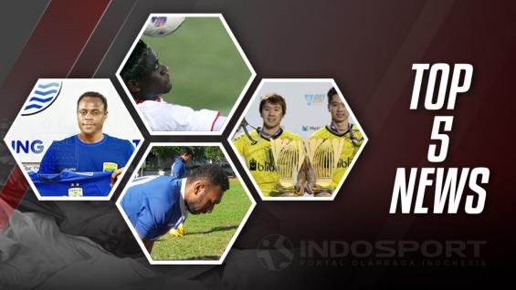 Top 5 news Copyright: Abdul Aziz/INDOSPORT