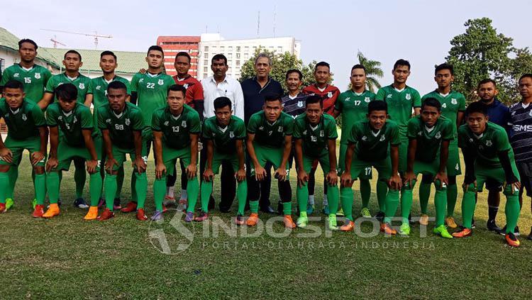 PSMS Medan Copyright: Indosport/Kesuma Ramadhan