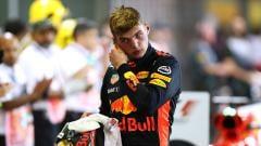Indosport - Max Verstappen mengaku tak yakin bahwa tim Red Bull Racing yang dibelanya akan menjadi juara di empat seri balapan terakhir Formula 1 musim 2019 ini.